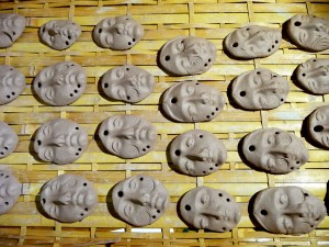 Terra Cotta faces