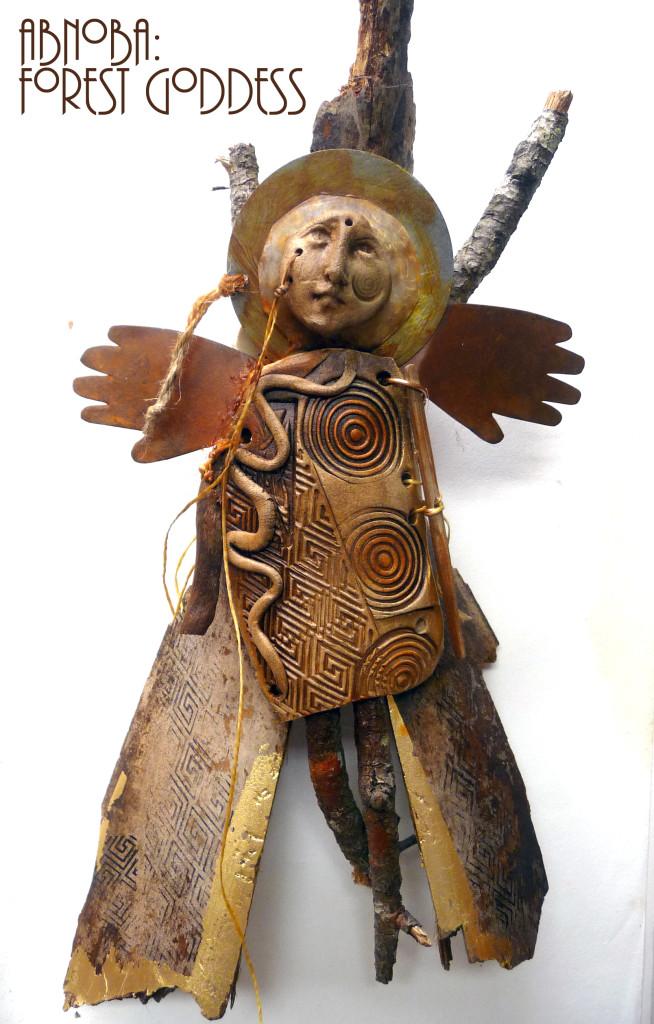 Anoba, Celtic forest goddess