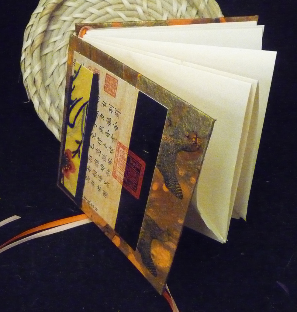 Lotus Book with pop-out pages