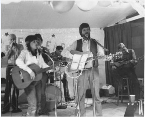 The Medina Mud Band in the early days