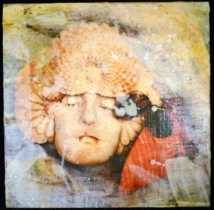 PhotoEncaustic 1 - Lyn Belisle - mounted on wood