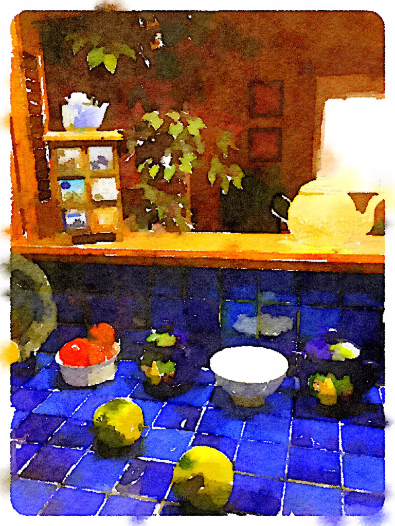 Waterlogue version