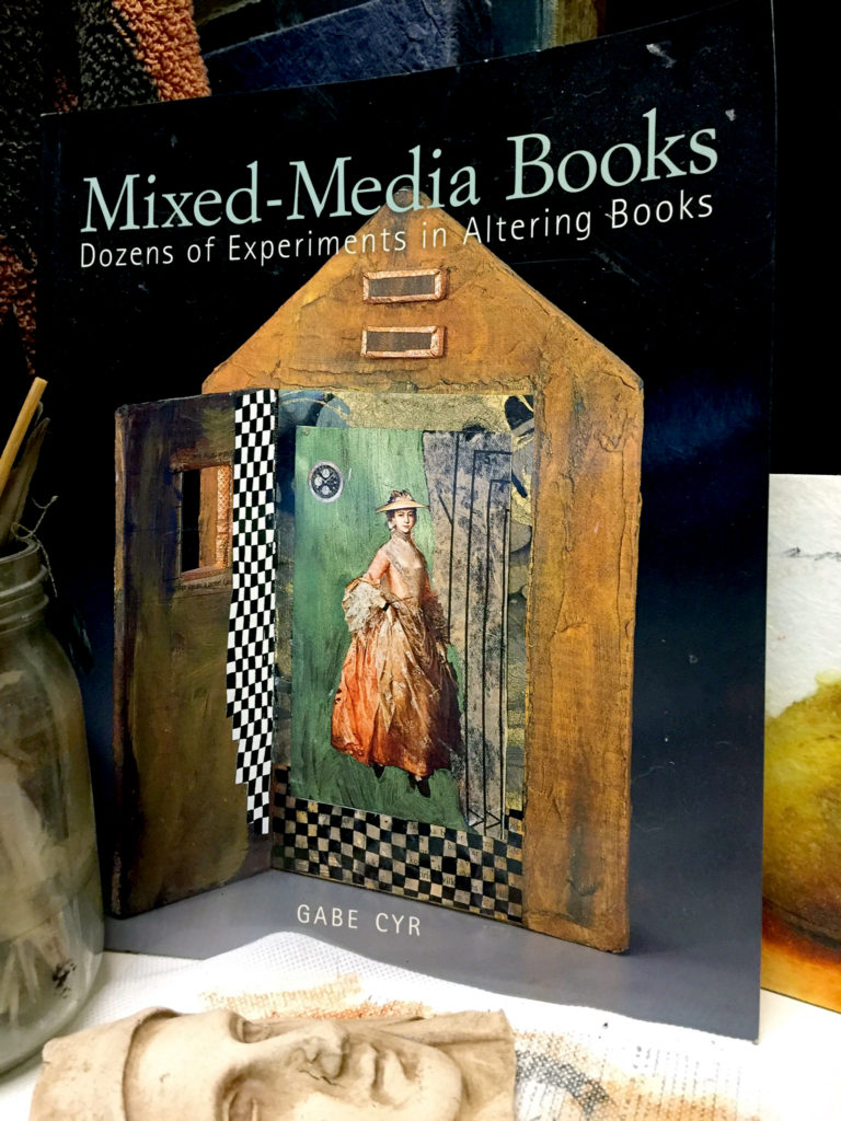 Mixed Media Books by Gabe Cyr