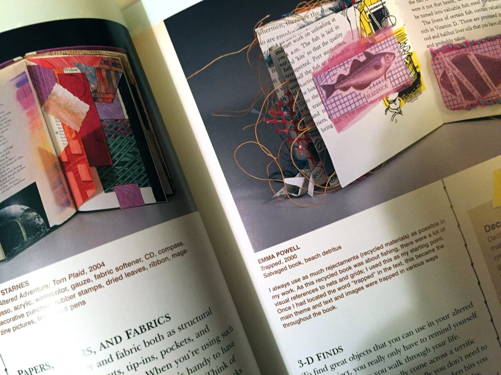 It's about more than just altered books