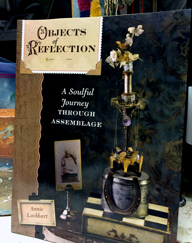 Objects of Reflectin by Annie Lockhart